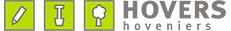Hovers Hoveniers Raamsdonksveer Logo
